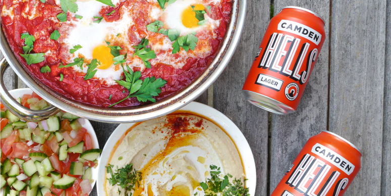 BEER BRUNCH x Shakshuka Sundays