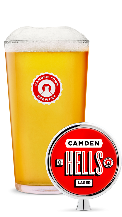 Hells Lager Pint